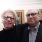 Peter and Brad Morrow
