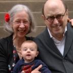 Susan Straub, River Fusco-Straub, & Peter by Deborah Copaken Kogan 2013
