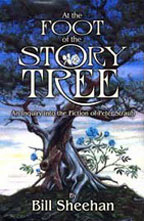 At the Foot of the Story Tree<br>By Bill Sheehan<br>Dustjacket and autograph page art by Alan M. Clark