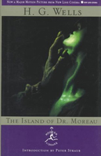 The Island of<br>Dr. Moreau<br>by H.G. Wells